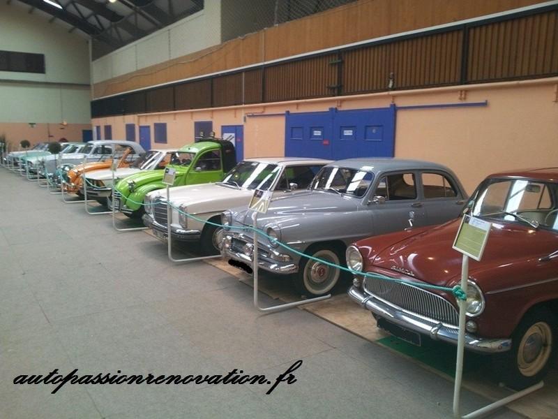 Auto Passion R 233 Novation Photos Exposition Crac 66 Amelie