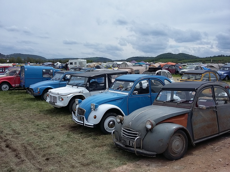 Rencontre nationale 2cv 2017