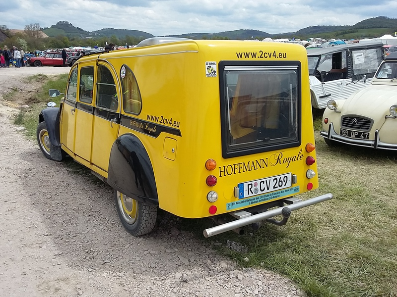 Rencontre nationale 2cv 2018